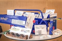 Blick in den gefüllten Werkzeugkoffer