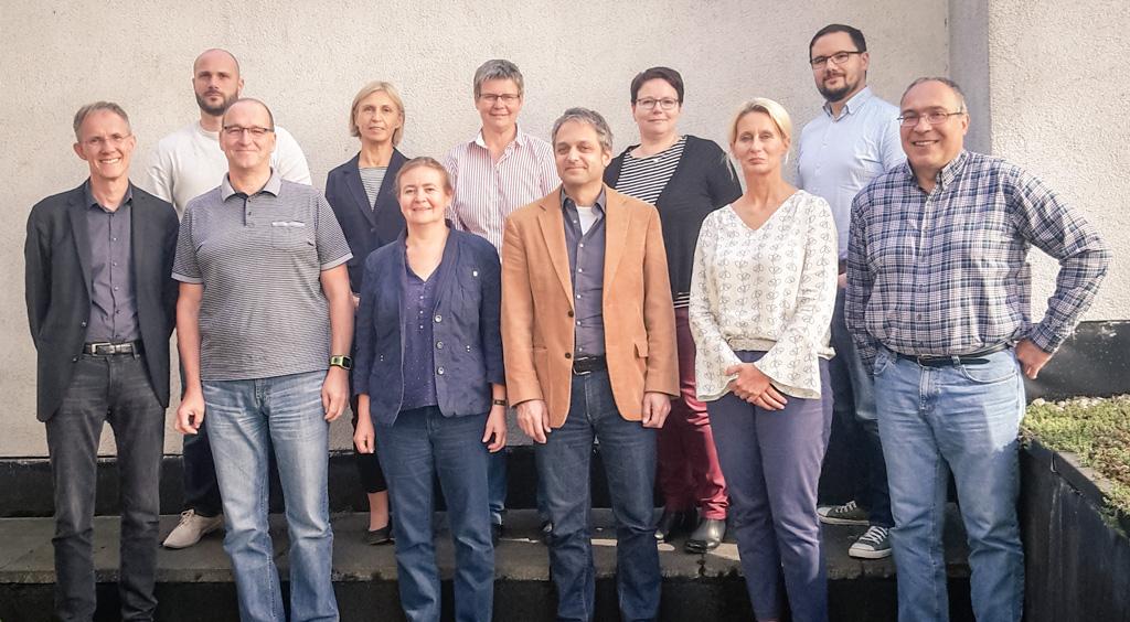 Bild der Projektpartner im Projekt InProD2